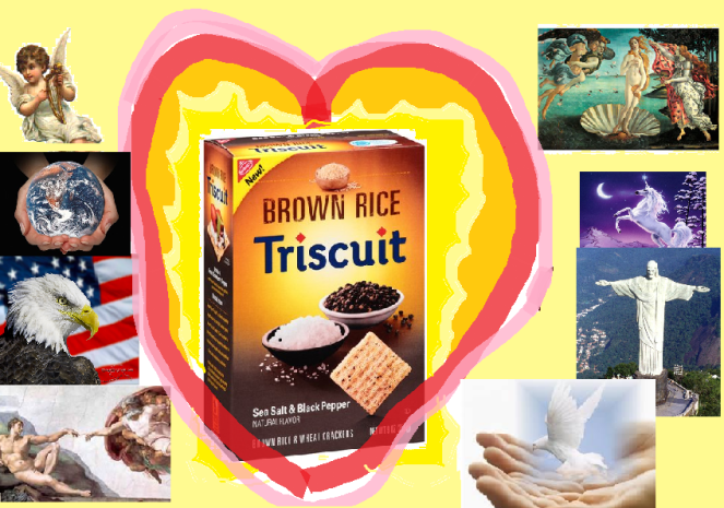 brown rice triscuits
