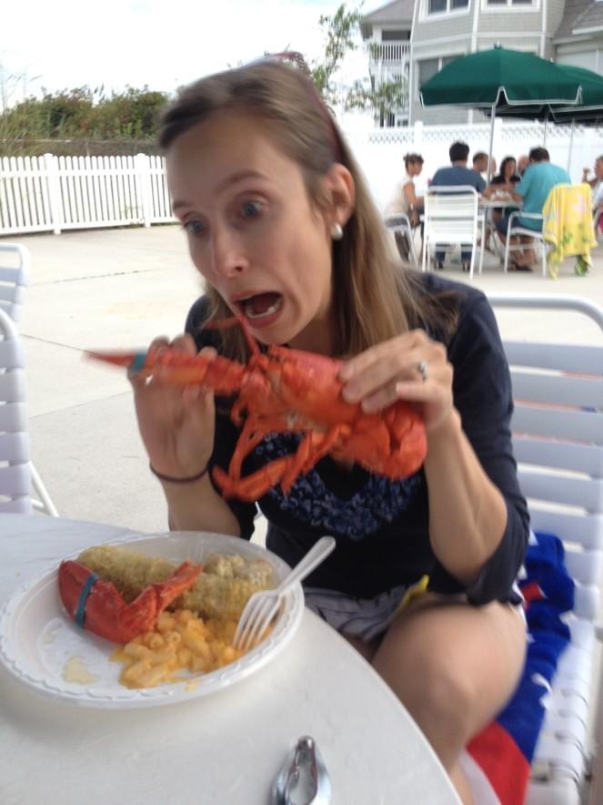 oh hai lobster
