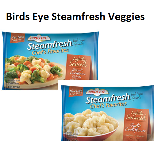 Products to Boost Your Earth Mother Street Cred -- birds eye veggies