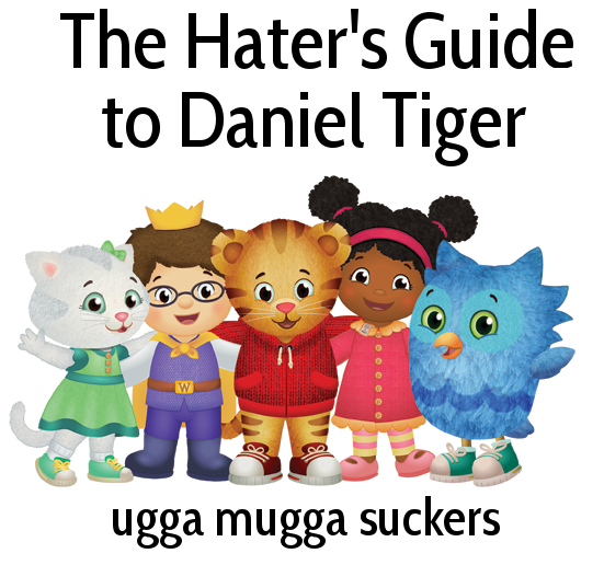 Teen Daniel And Tiger Sucking Dick